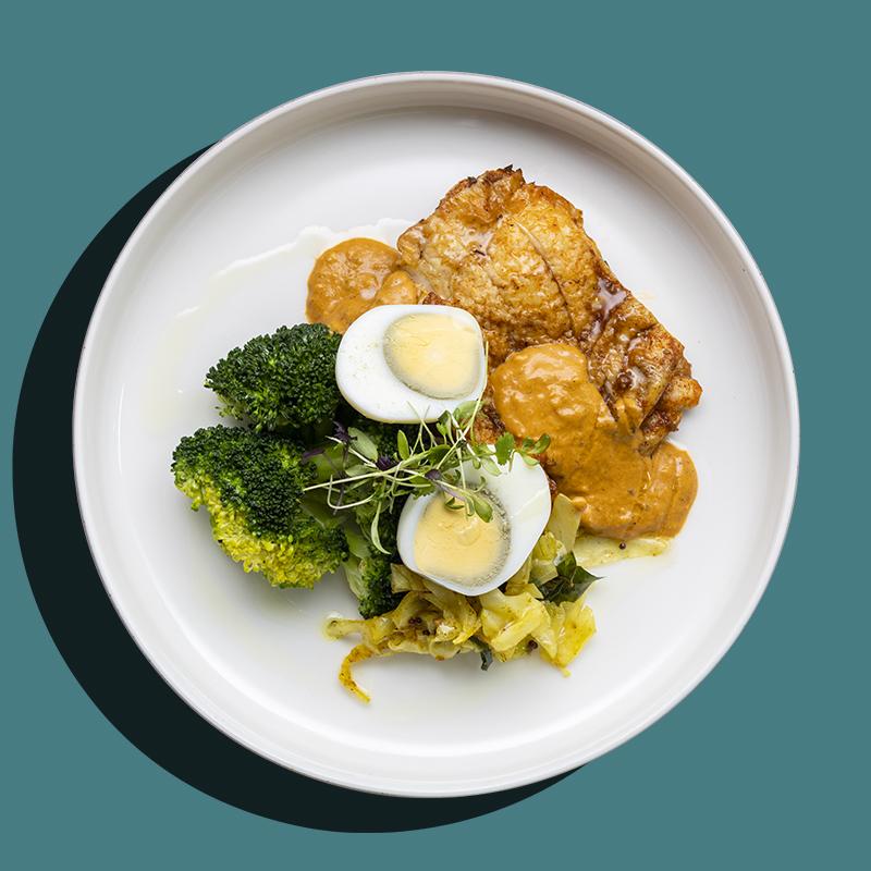 Baked Farmed Chicken Tikka Masala (Keto-Friendly)