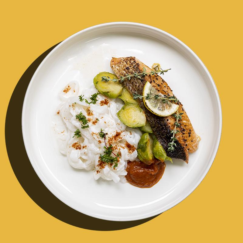 Slow-Baked Lemon Garlic Norwegian Salmon (Keto-Friendly)