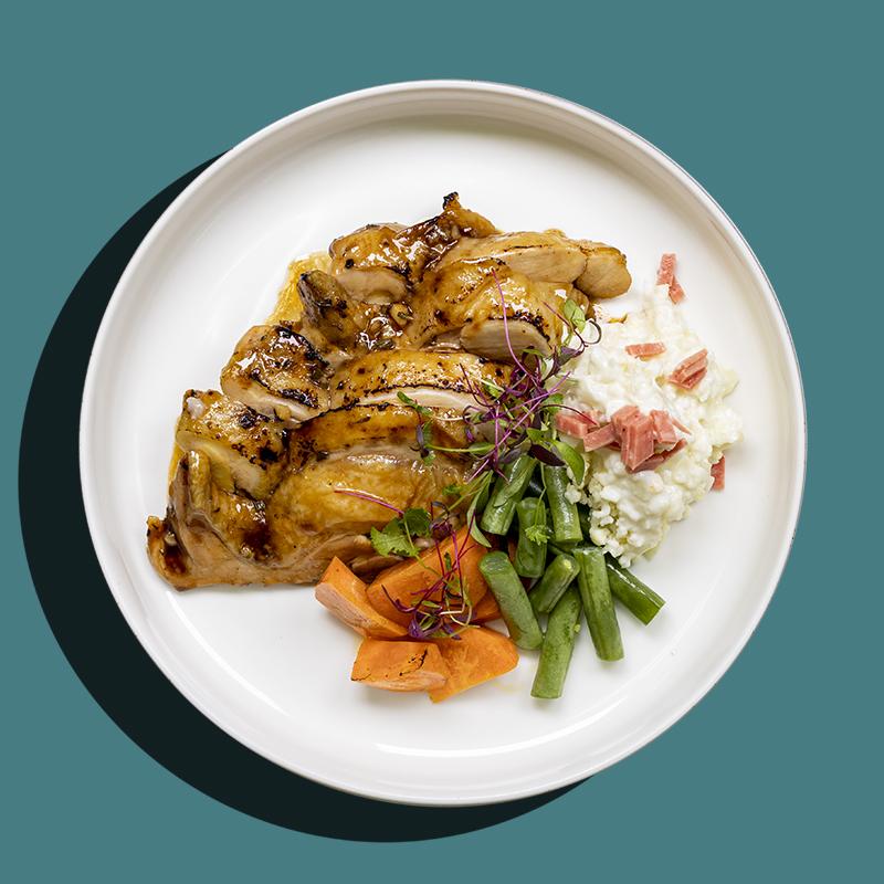 Stevia Balsamic Chicken (Keto-Friendly)